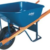 Wheelbarrow, 6 cu.ft.