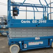 Electric Scissor Lift, 26′