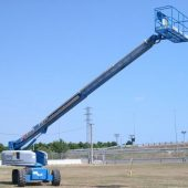 Straight Boom Man Lift, 60′