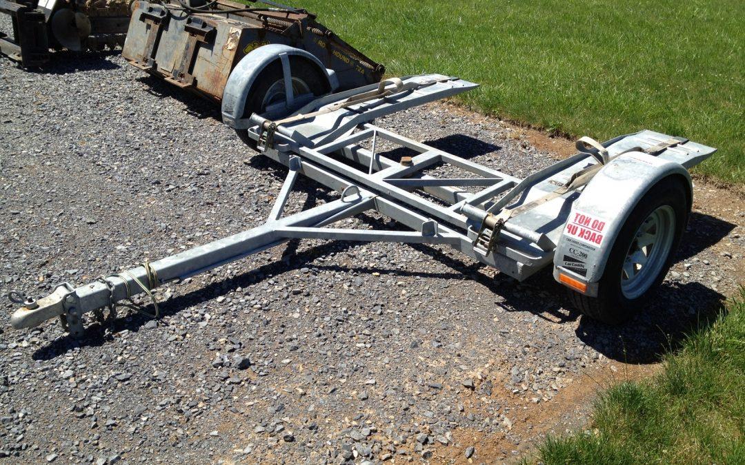 Trailers mifflintown equipment rental for Motorized trailer dolly rental