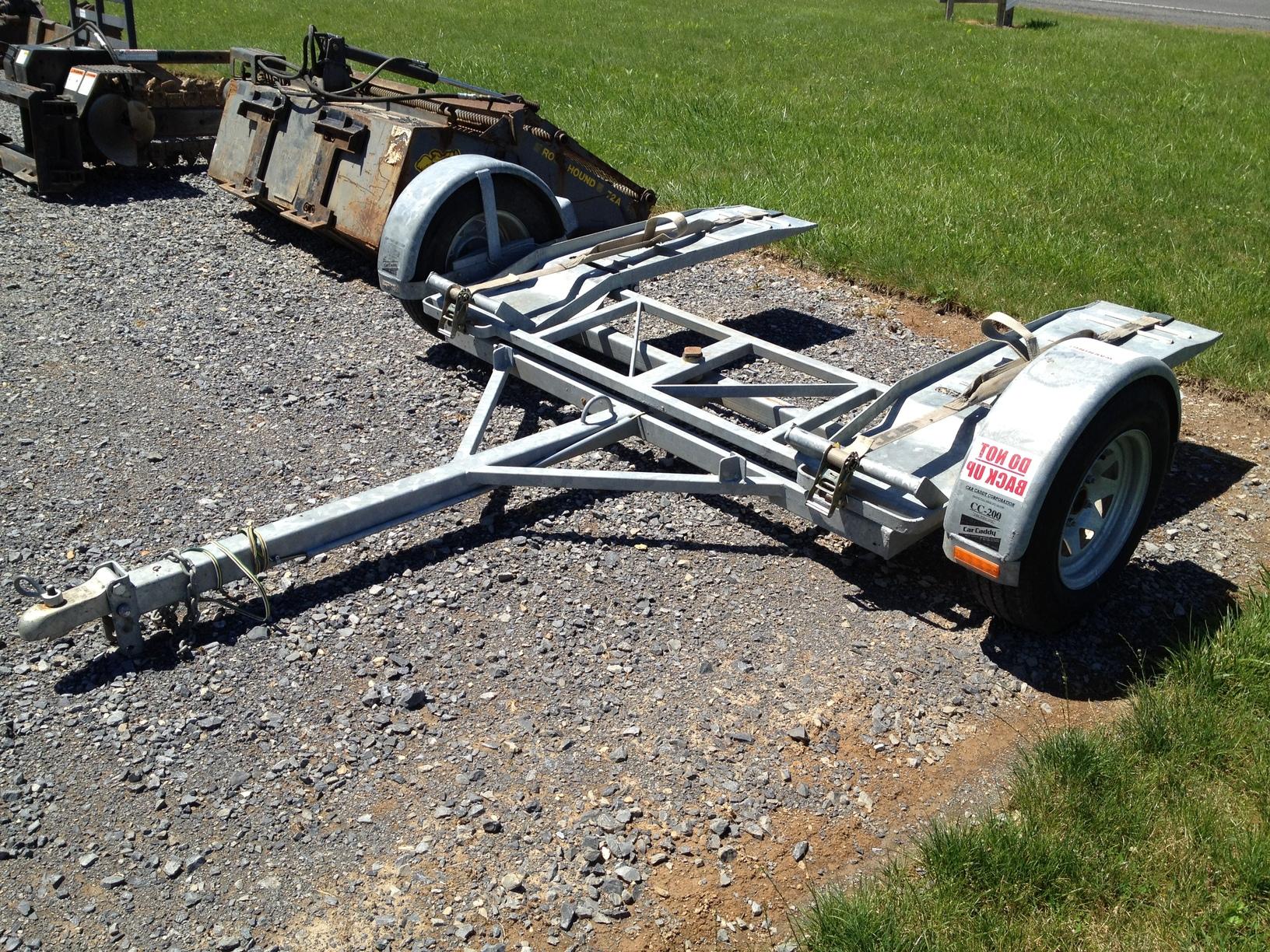 Tow Dolly | Mifflintown Equipment Rental