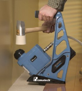 Hardwood floor nailer mifflintown equipment rental for Floor nail gun