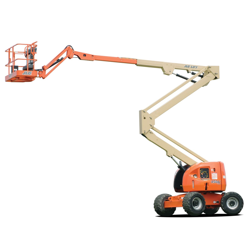 Articulating Man Lift 45 Mifflintown Equipment Rental