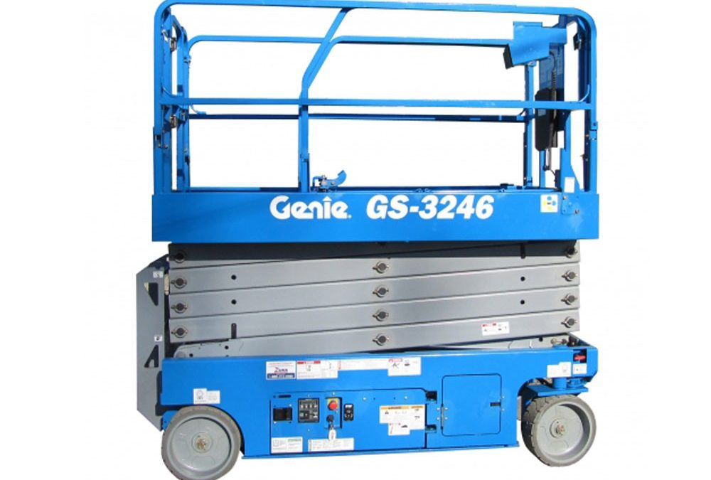 Electric Scissor Lift, 32′