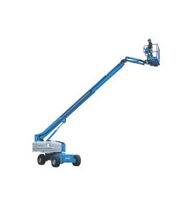 Straight Boom Man Lift, 85′