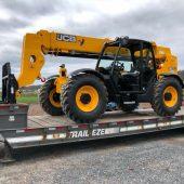 7000# 42′ Reach Material Handler, JCB 507-42