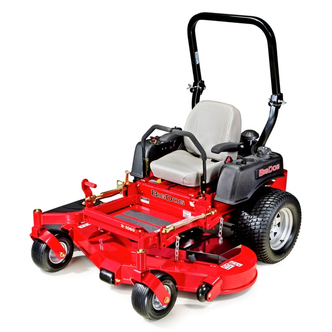 Zero Turn Lawn Mower / Big Dog X-1060