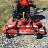 6′ Finish Mower