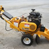 Stump Grinder, 27hp