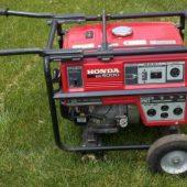5000w Honda Generator