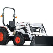 4×4 Tractor with Loader